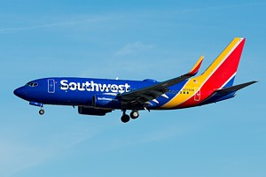 Southwest Airlines Boeing 737-700 N776SW