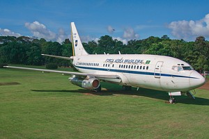 Brazil - Air Force Boeing 737-200 FAB2115