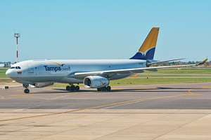 Tampa Colombia Airbus A330-200 N331QT