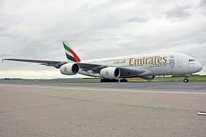 Emirates Airbus A380 A6-EDX
