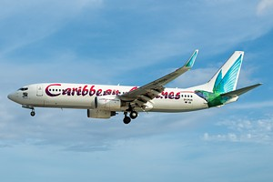 Caribbean Airlines Boeing 737-800 9Y-POS