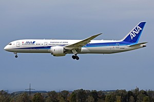 All Nippon Airways - ANA Boeing 787-9 JA836A