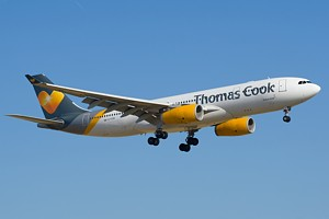 Thomas Cook Airlines Airbus A330-200 G-TCXB