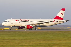Austrian Airlines Airbus A320 OE-LXC