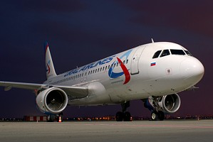 Ural Airlines Airbus A320 VQ-BLO