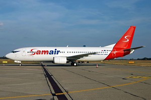 B737-400 Sam Air OM-SAA_1