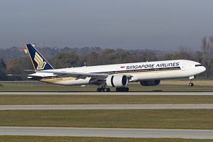 Singapore Airlines B777_1