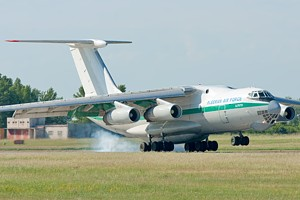 Algerian Air Force IL76 7T-WIG_1