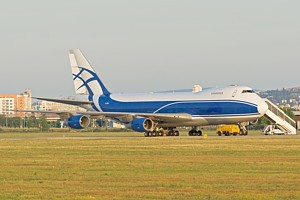 The Cargo Airlines B747-200 4L-MRK_1