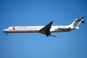 Austrian Airlines MD-82 OH-LMP_1