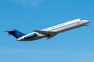 Everts air cargo Douglas DC-9-30 N935CE