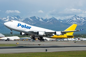 Polar Air Cargo Boeing 747-400 N416MC