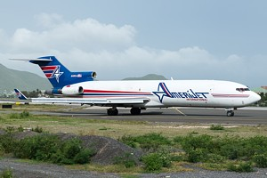 Amerijet International Boeing 727-200 N495AJ