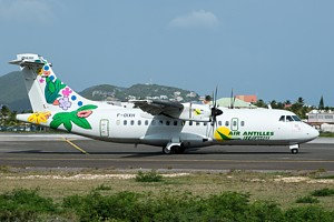 Air Antilles ATR ATR-42 F-OIXH