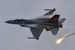 Denmark - Air Force General Dynamics F-16 Fighting Falcon E-607