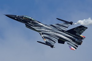 Belgium - Air Force General Dynamics F-16 Fighting Falcon