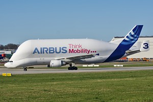 Airbus Industrie Airbus A300 Super Transporter F-GSTC