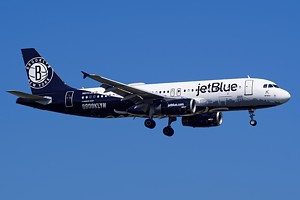 JetBlue Airways Airbus A320 N633JB