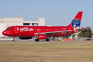 JetBlue Airways Airbus A320 N615JB