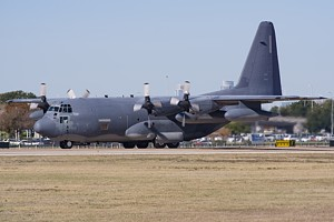 USA - Air Force Lockheed C-130/L-100 Hercules 93-2105