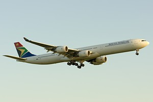 South African Airways A340-600 ZS-SND_1