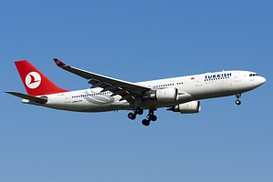 Turkish Airlines A330-200 TC-JND_1