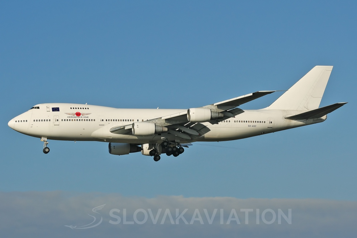B747-200F Aerospace One SX-ASC_1