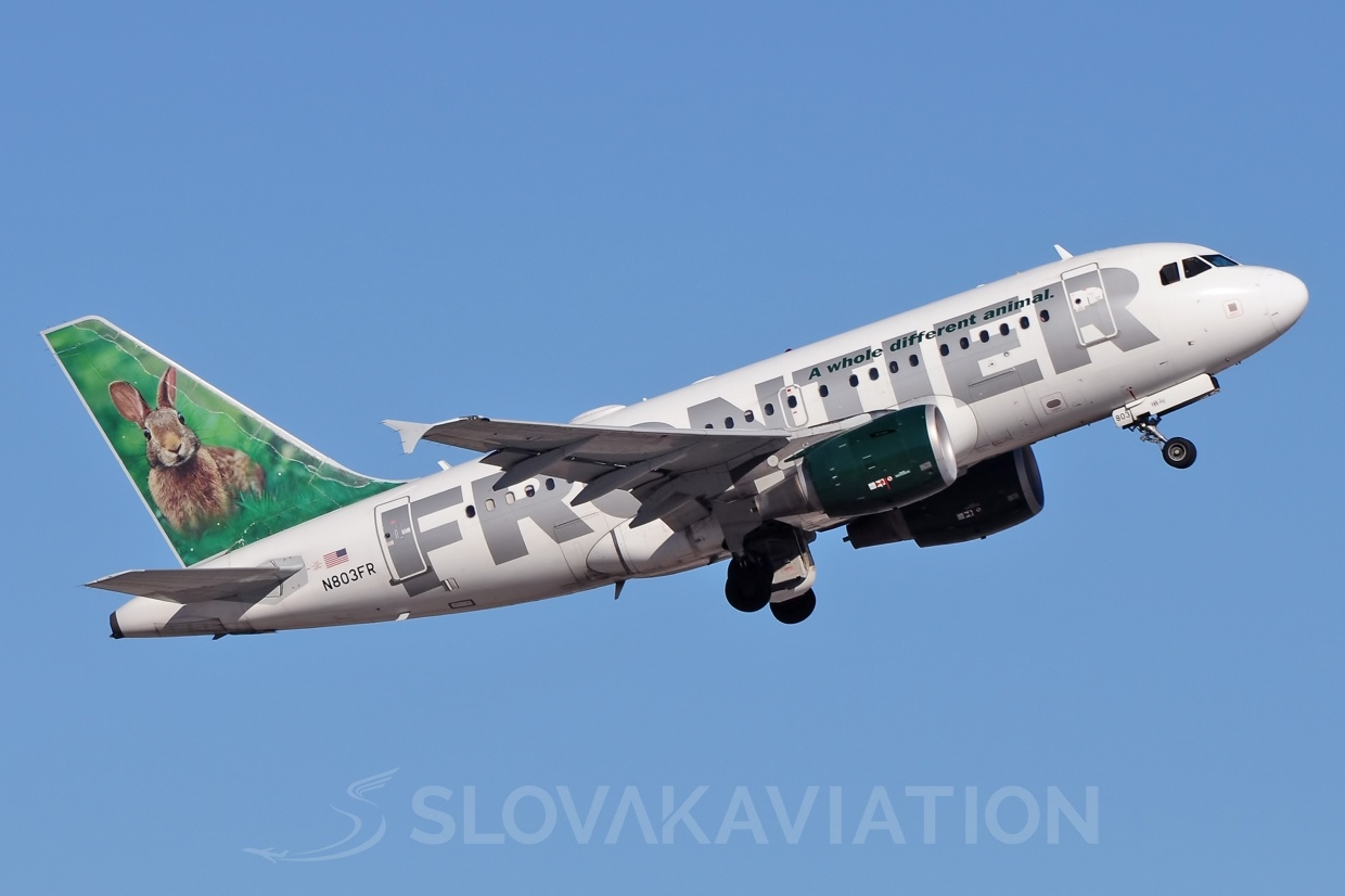 A318 Frontier Airlines N803FR_1