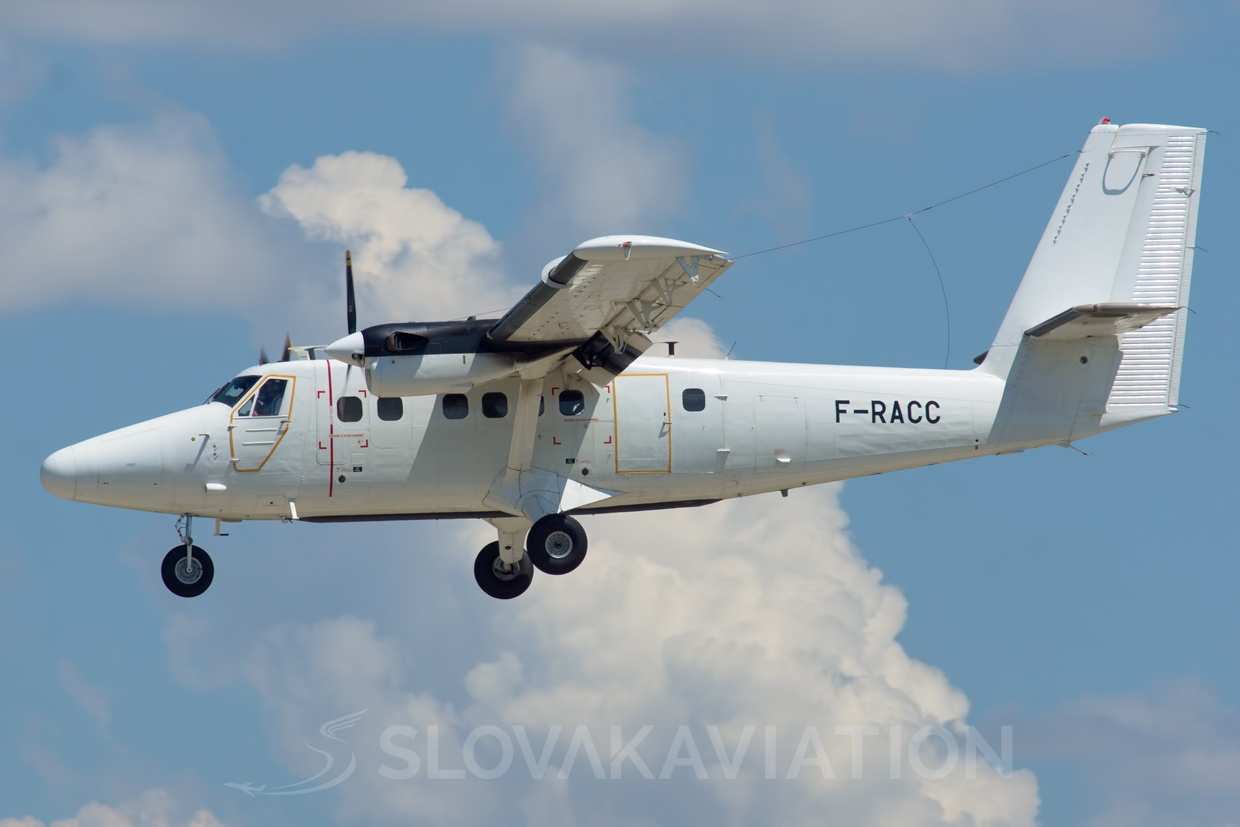 French Air Force DHC-6 F-RACC
