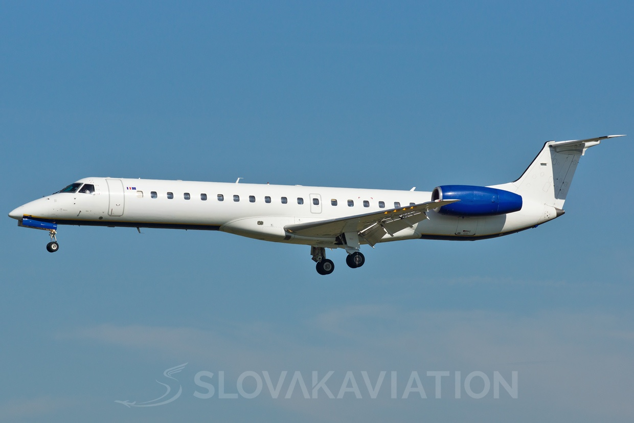 Enhance Aero Group ERJ-145 F-HAFS