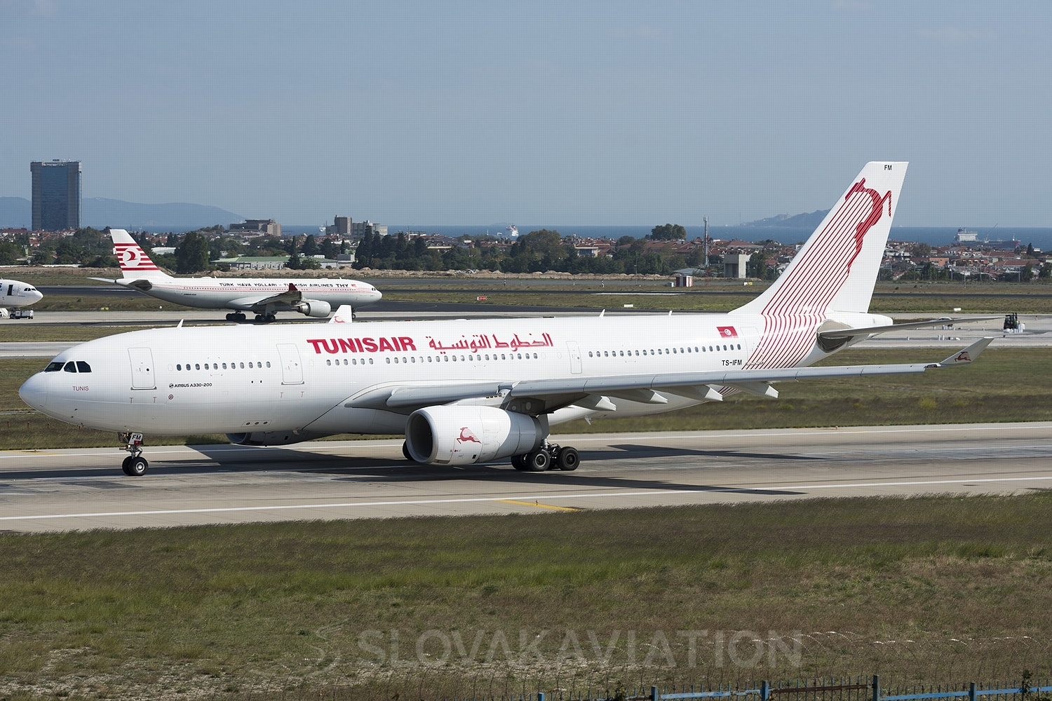 Tunisair Airbus A330-200 TS-IFM