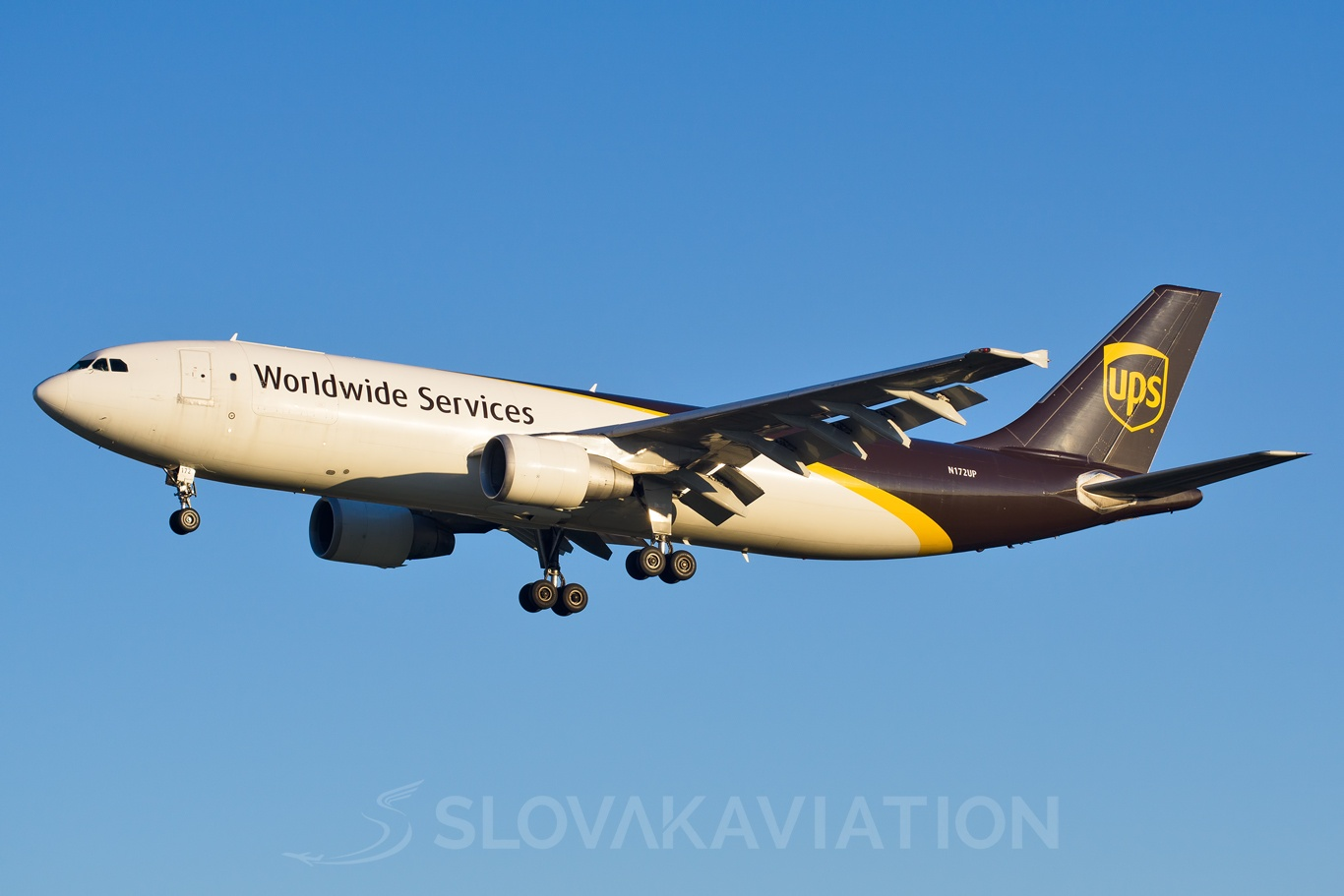 United Parcel Service - UPS Airbus A300-600 N172UP