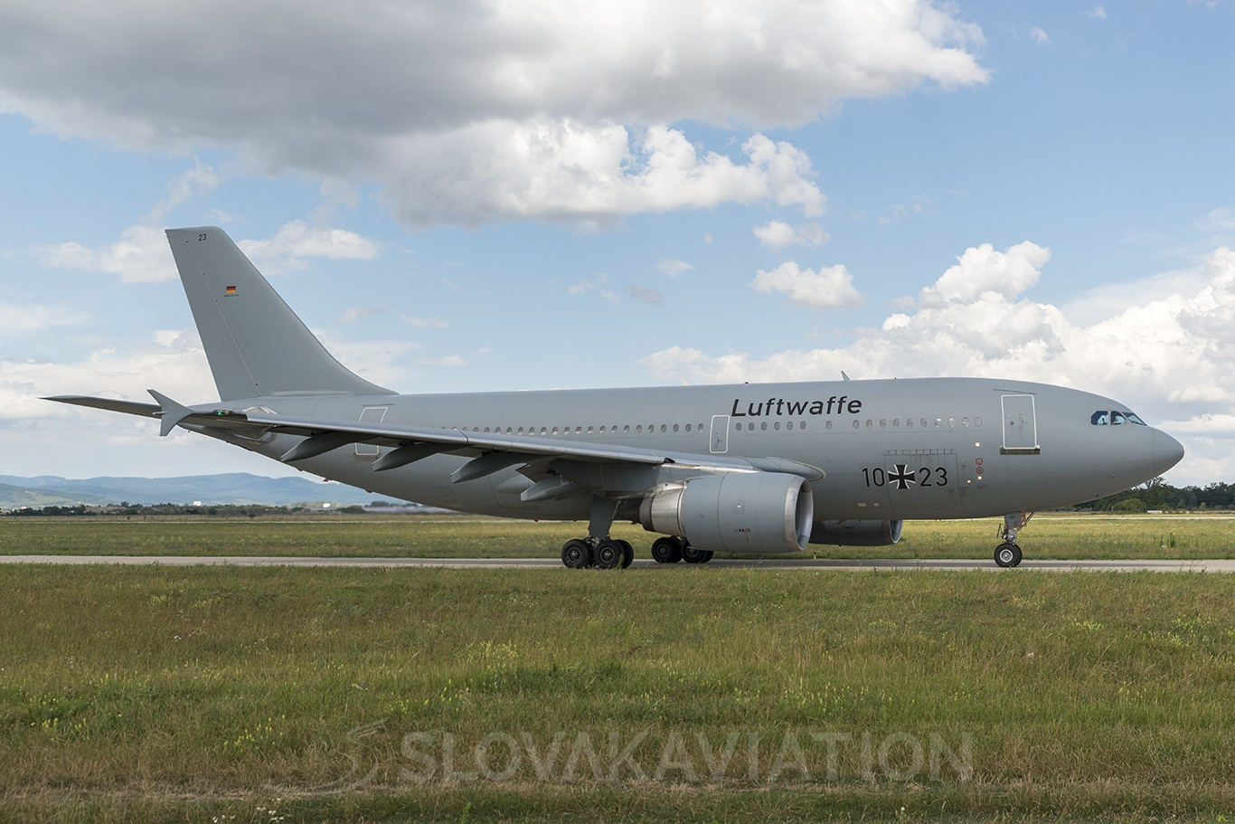 Germany - Air Force Airbus A310 10-23