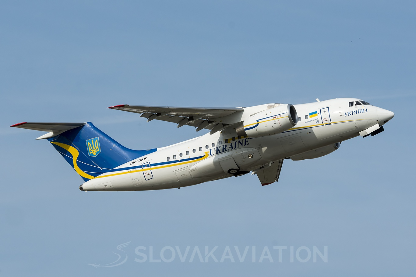 Ukraine Government Antonov An-148/158 UR-UKR