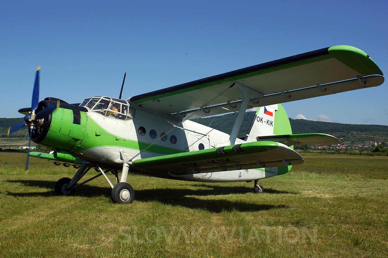 Private Antonov An-2 OK-KIK