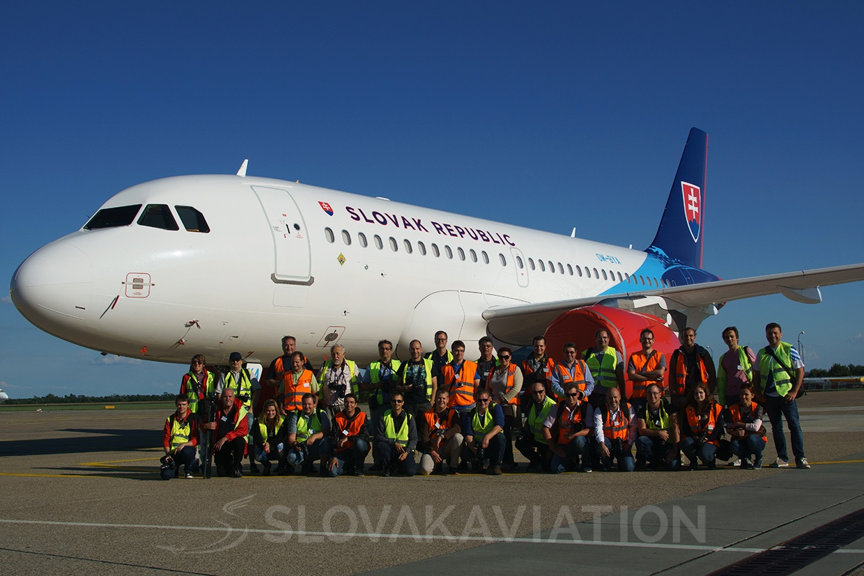 SlovakAviation.sk Unspecified BTS spotter day