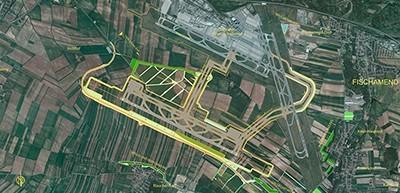 Viedenské letisko nesmie postaviť tretiu dráhu