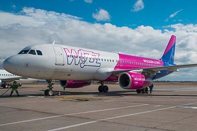 Prvý rok spoločnosti Wizz Air v Bratislave