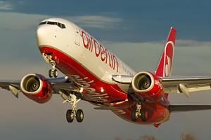 Air Berlin ohlásil rekordnú stratu
