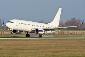 Niki si prenajme Boeing 737 od Go2Sky